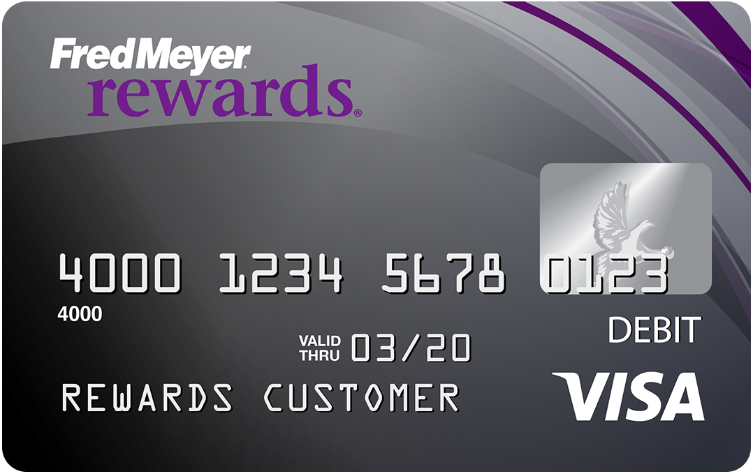 personalized card - Prepaid Rewards Card